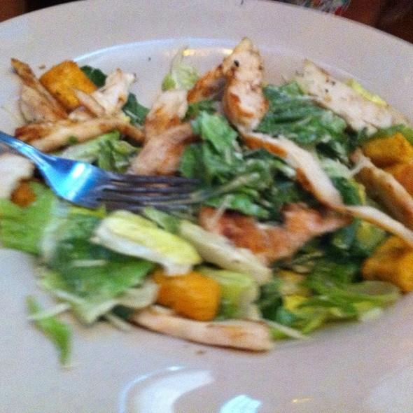 Chicken Ceaser Salad @ Miller's Ale House Restaurants