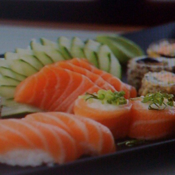 Sushi & Japanese Food Buffet @ Nokoni