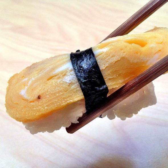 Tamago sushi @ suZushii