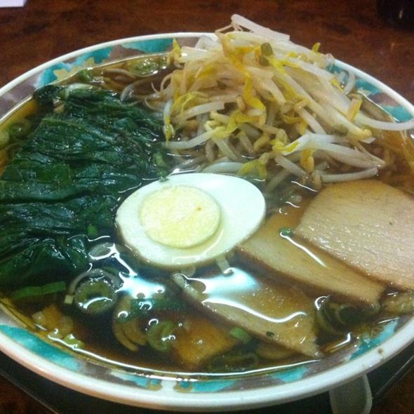 Ramen @ Kintaro Restaurant