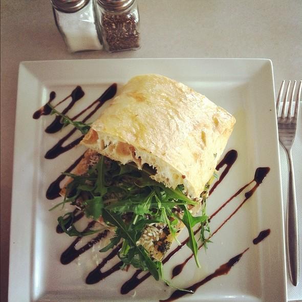 Shitaki Mushrooms @ Baci Italian Cafe