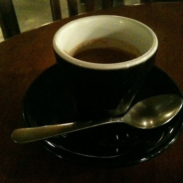 Espresso @ Aster Coffee Lounge