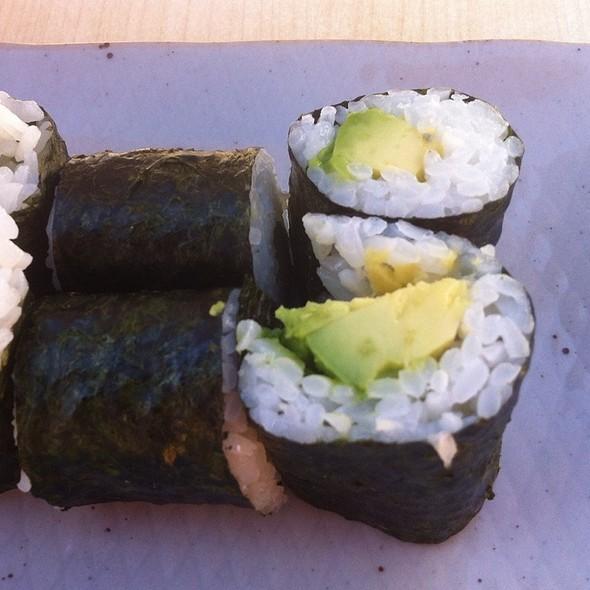 Avocado Maki - Shimbashi Izakaya, Del Mar, CA