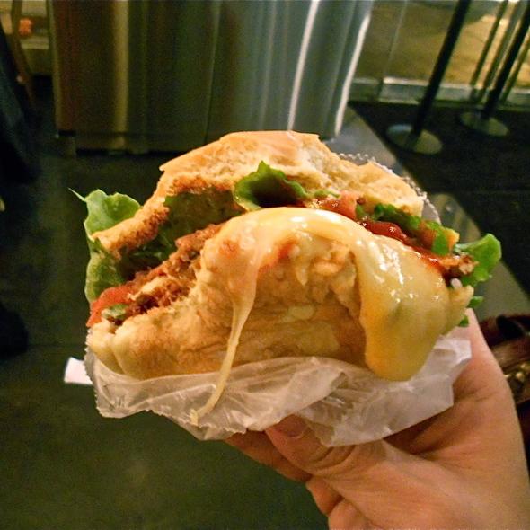 Shroom Burger @ Shake Shack