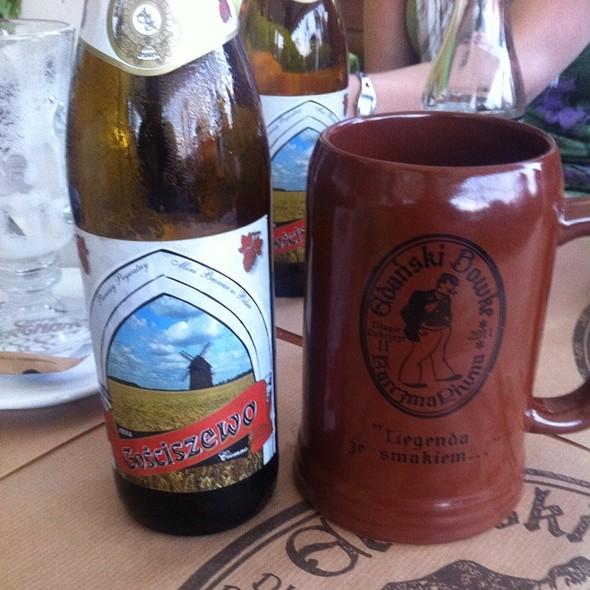 Beer @ Gdanski Bowke