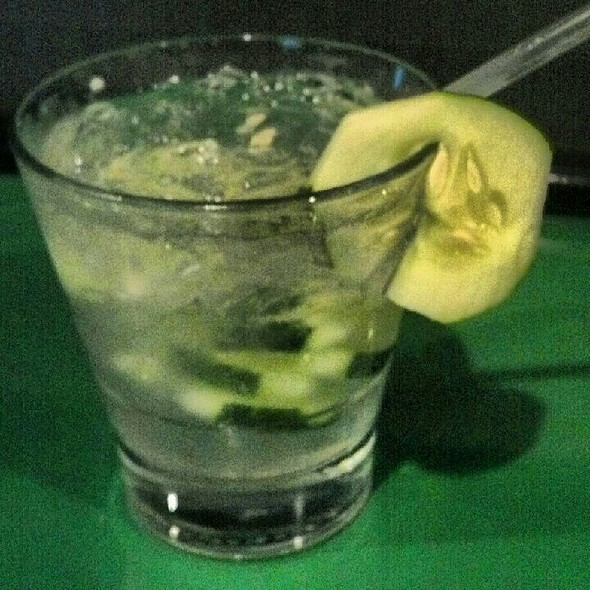 Cucumber Collins @ 250 Sports Grill