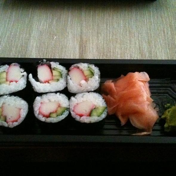 Kani Kappa Sushi @ KUNG FOOD