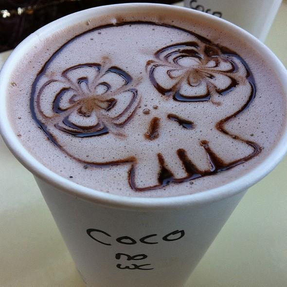 Hot Chocolate @ Cafe De Leche