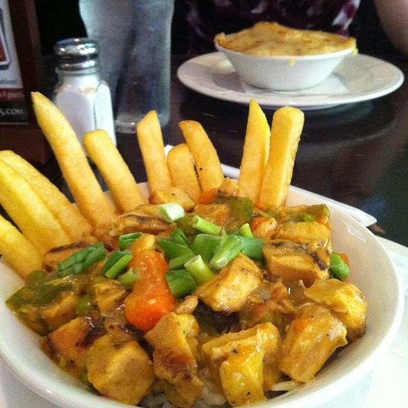 Chicken Curry @ Claddagh Irish Pub