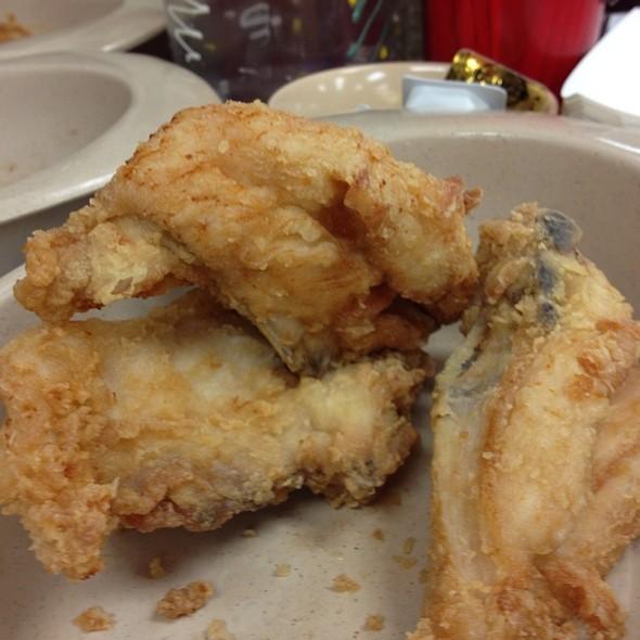 fried chicken @ Buckner's Family Restaurant