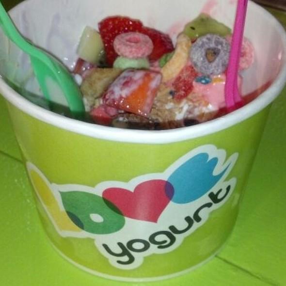 Frozen Yogurt @ Love Yogurt