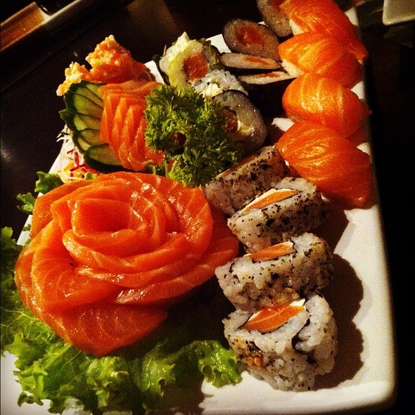 Festival Japones @ Restaurante Sushi Garden