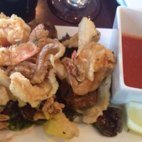 Fried Calamari @ E Tutto Qua