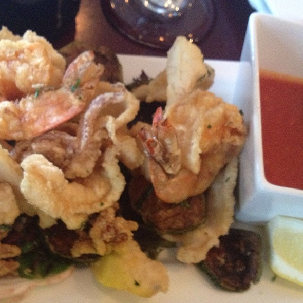 Fried Calamari @ E Tutto Qua
