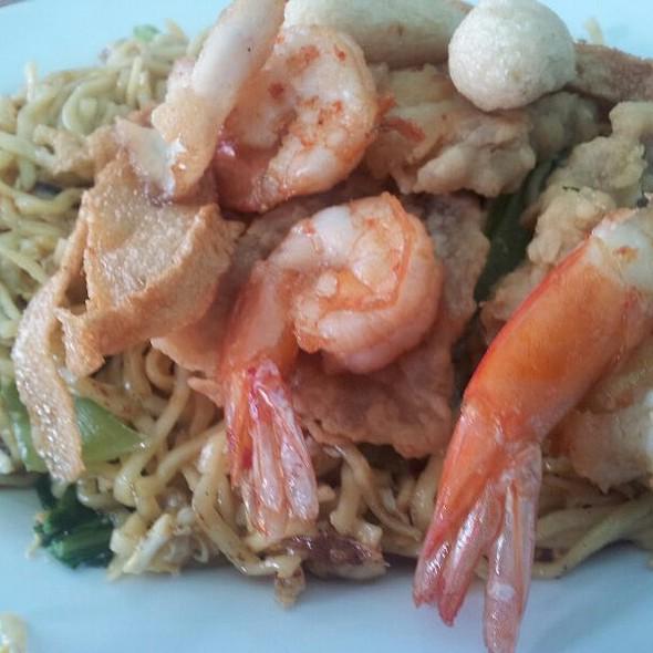 seafood tuaran mee @ Kedai Kopi Seng Hing
