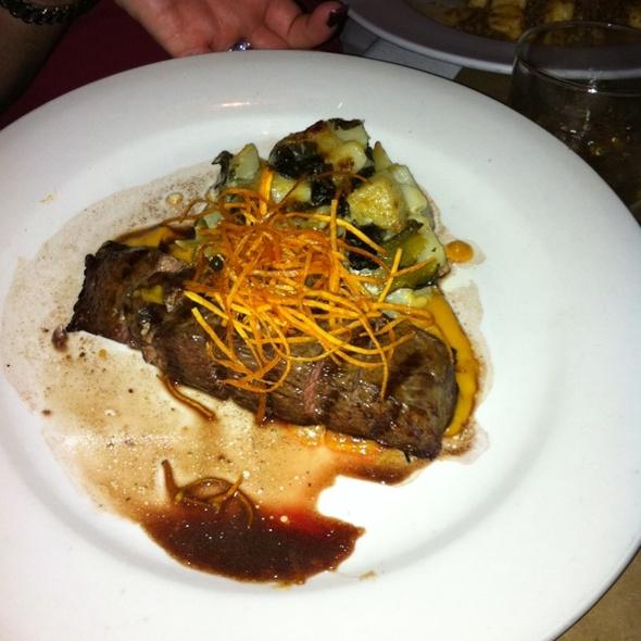 Steak Tips - Cook & Brown Public House, Providence, RI