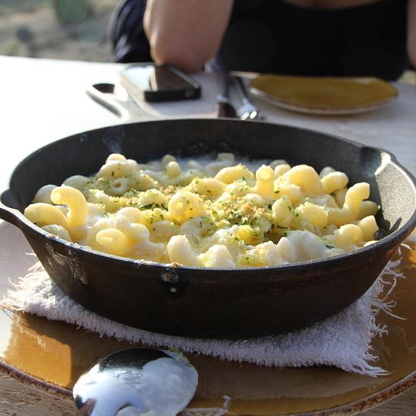 mac n cheese @ Brasada Ranch