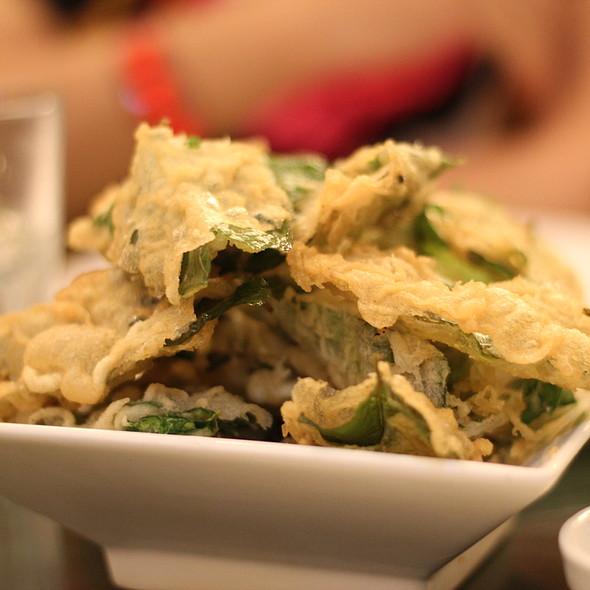 how to cook crispy kangkong