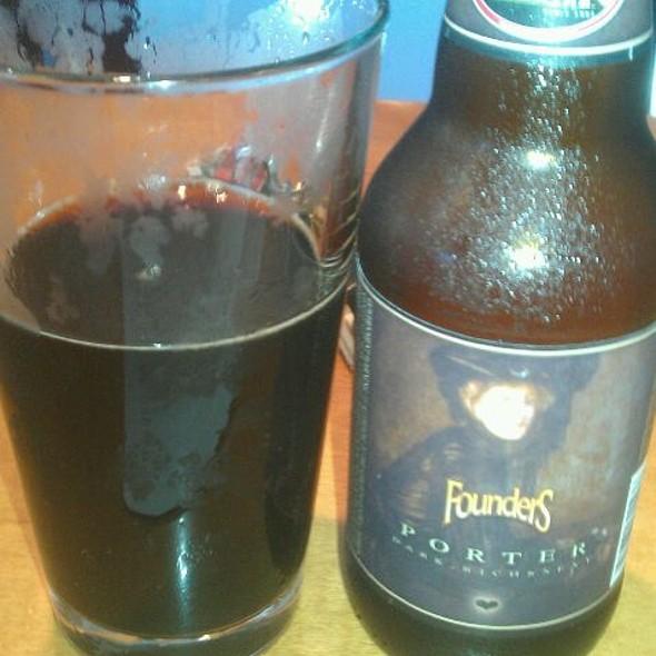 Founder's Porter Beer