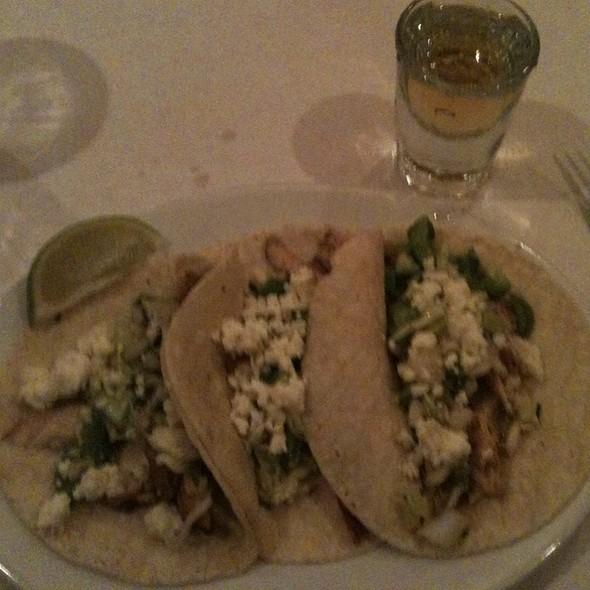 Chicken Tacos And Tequila - Cafe 225, Visalia, CA