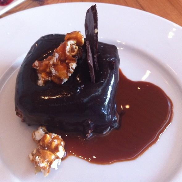 Chocolate Mousse - Bliss Restaurant, San Antonio, TX