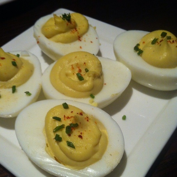 Deviled Eggs - Urbana Dining & Drinks, Washington, DC
