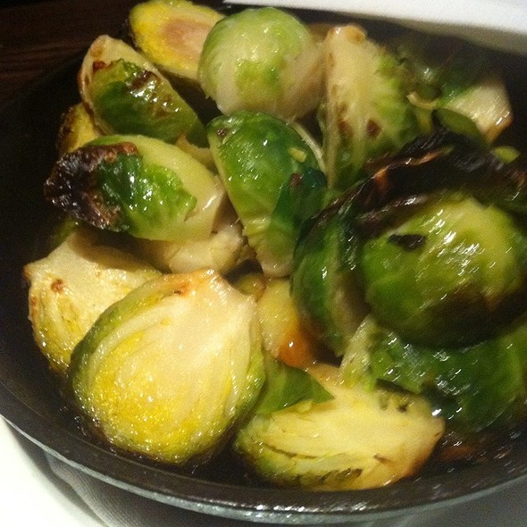 Brussels Sprouts - Urbana Dining & Drinks, Washington, DC