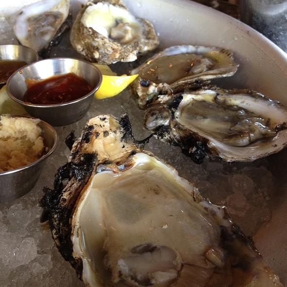 Oysters @ Urban Grub