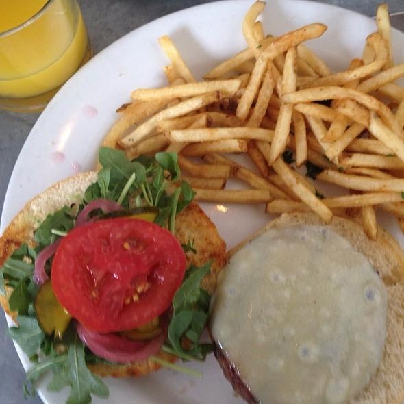 Burger @ Serpentine