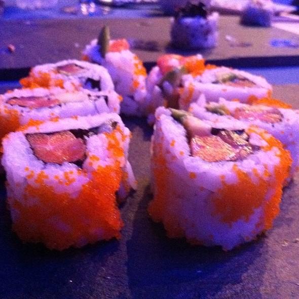 Uramaki @ Azul Sushi Bar