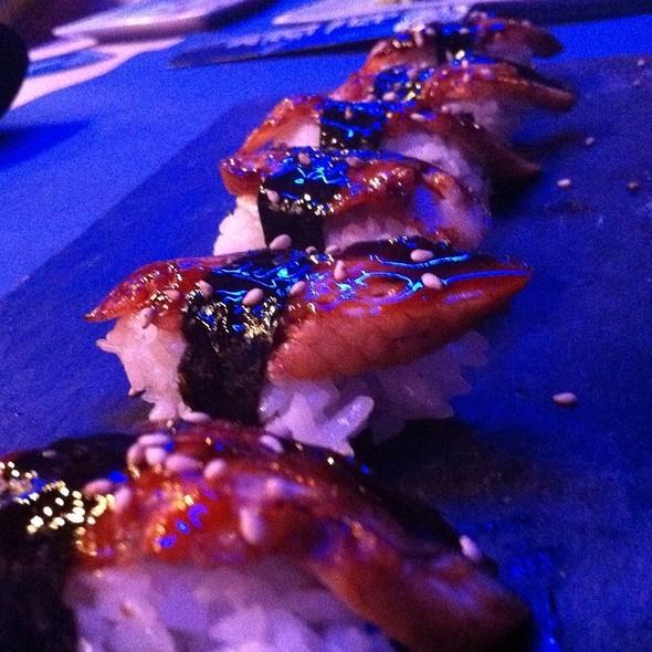 Nobuyuki @ Azul Sushi Bar