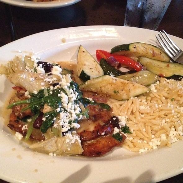 Chicken Rhodes @ Acropolis Greek Taverna