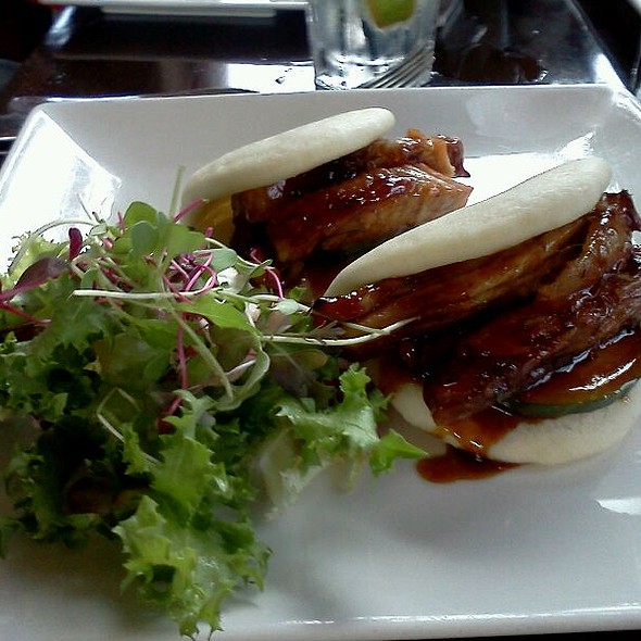Pork Buns - Teak Restaurant, Red Bank, NJ