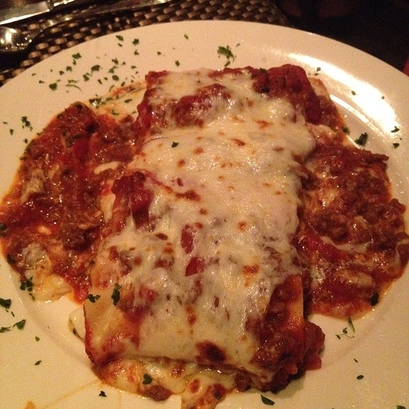 Lasagna Rollatini - Ragazzi Italian Kitchen & Bar, Nesconset, NY