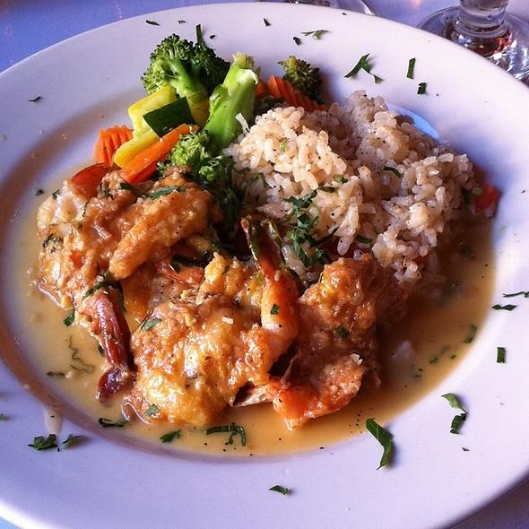 Gamberetti Al Limone - Cesario's, San Francisco, CA