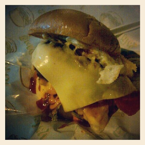 Beef Cheese Burger Oh Valentines