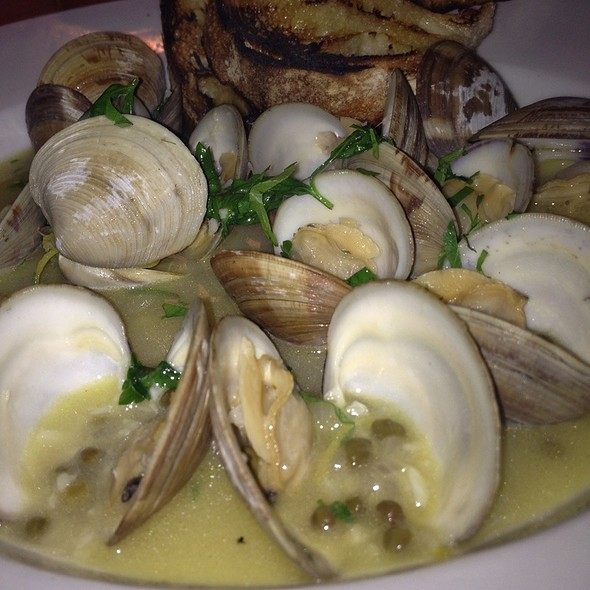 Clammer Dave Clams - Wild Olive, Johns Island, SC