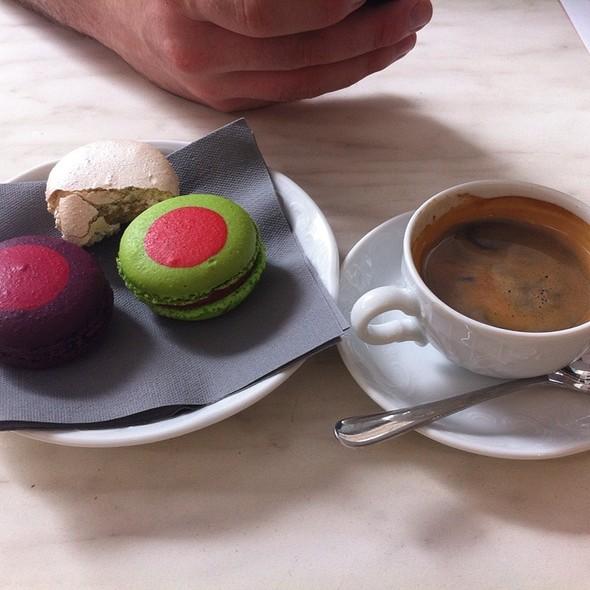 Coffee Pouchkine @ Café Pouchkine