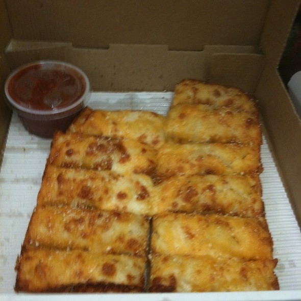 Turbo Cheese Stix @ Jet's Pizza