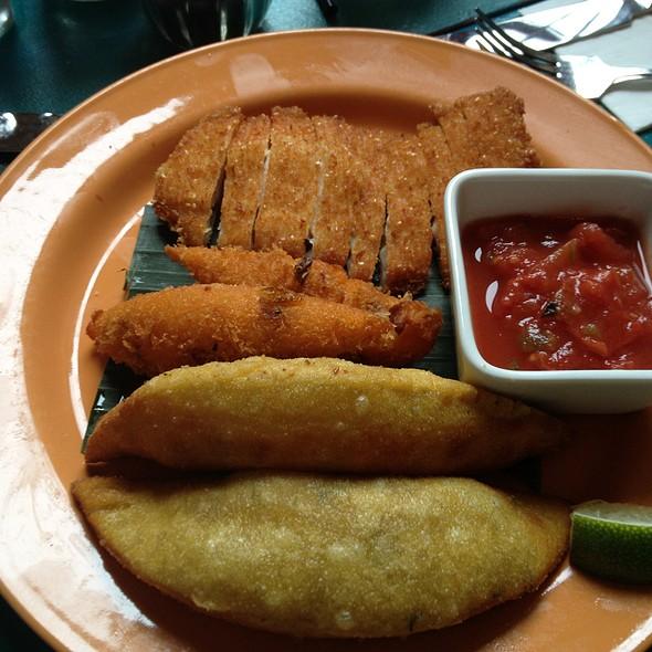 Mixed Tapas @ Cubana Bar Restaurant