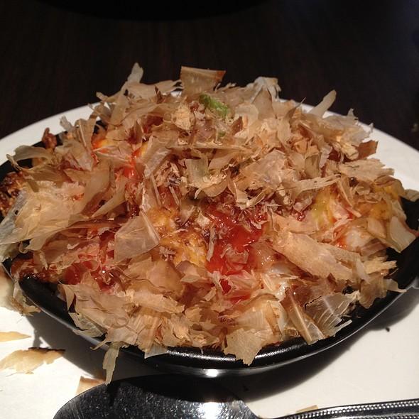 Baked Zinger Scallops @ Hakuba Restaurant