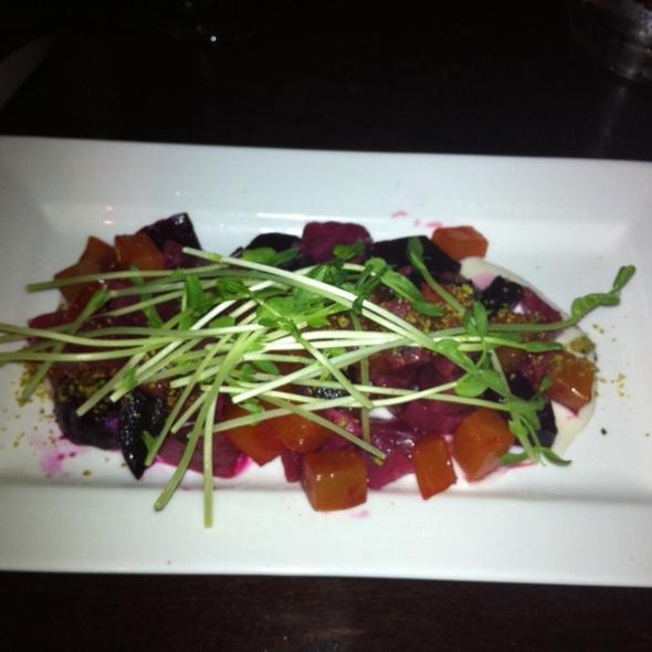 Beet Salad @ Think Tank
