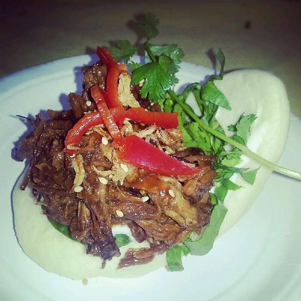BBQ Pork Bun (char siu bao) - Palm Sugar Asian Grills & Dessert Bar, West Palm Beach, FL