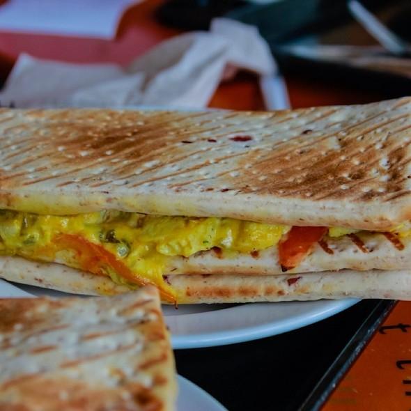 Club House Sandwich @ Starbucks