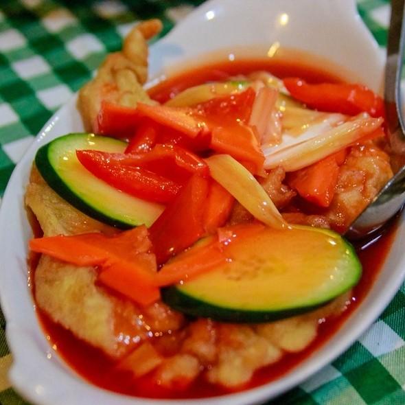 Sweet and Sour Fish @ La Virginia Resort & Hotel