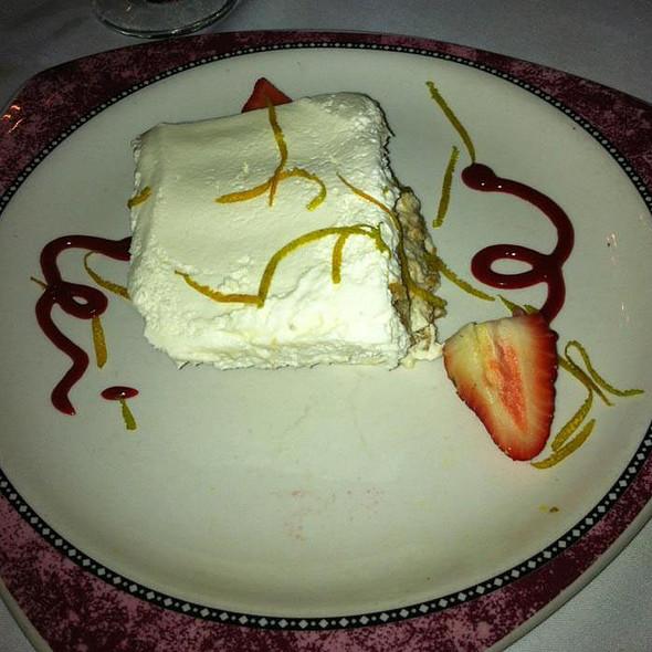 Tiramisu @ Capriccio Restaurant