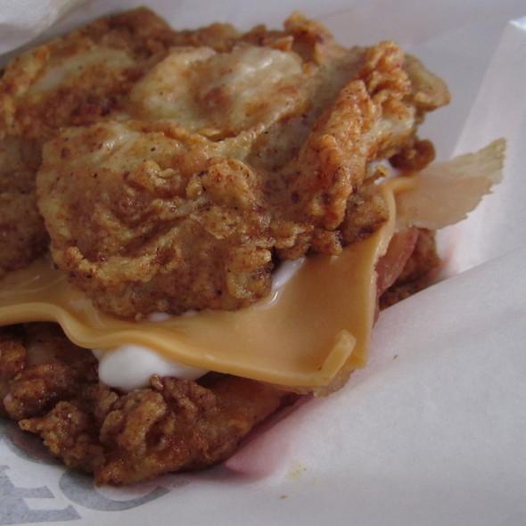 KFC Double Down @ KFC