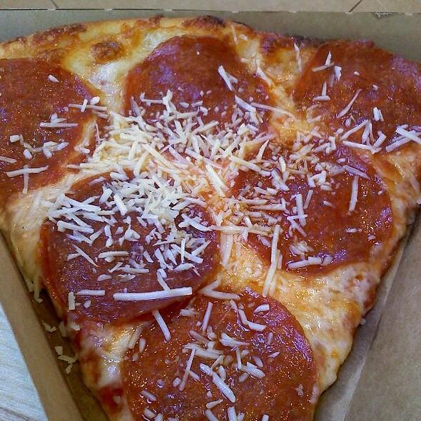 Pepperoni Pizza @ Whole Foods Market - San Mateo