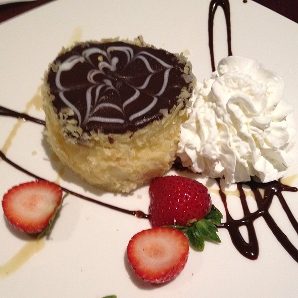 Boston Cream Pie @ Parker's Restaurant