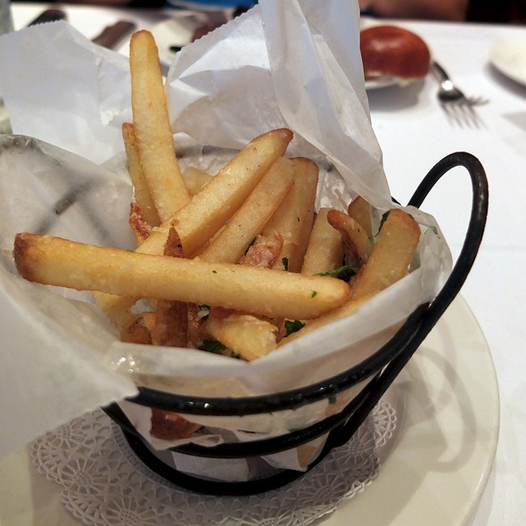 Truffle Fries - The Capital Grille - Baltimore, Baltimore, MD